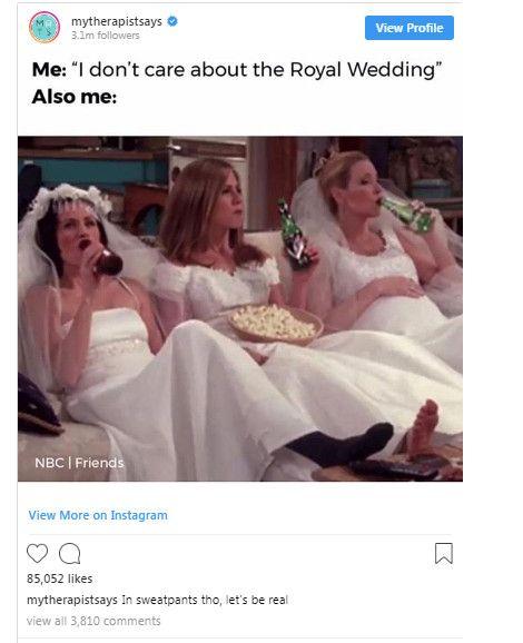 Pin By Memespanda On Funny Memes Images In 2021 Royal Wedding Wedding Meme Wedding