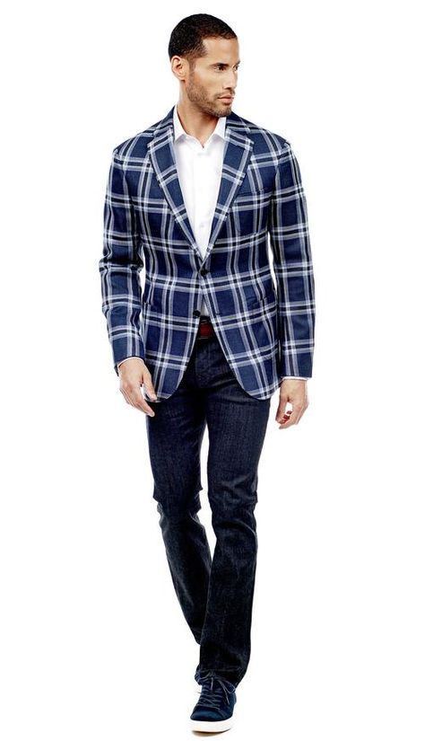 Navy Twill Windowpane Jacket  #menswear #mensfashion #graysuit #mensstyle #glennplaid #wedding #weddingsuit #groom #groomssuit #groomsmen #groomsman #weddingstyle #suitandtie #bluesuit #plaidsuit #strippedsuit #pinstripes #tux #tuxedo #weddingtuxedo #blacktux #plaid #plaidjacket