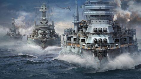 World Warships Wallpaper Download Hd Collection World Of Warships Wallpaper Warship Battleship