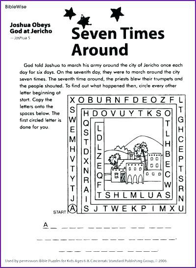 Joshua And Jericho Coloring Pages Bible Coloring Pages Coloring