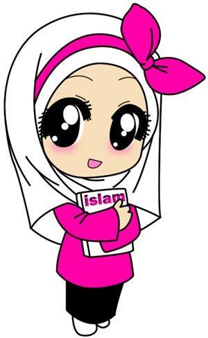 75 Gambar Kartun Muslimah Cantik Dan Imut Bercadar Sholehah Lucu Gambar Di 2020 Kartun Animasi Gambar Kelinci