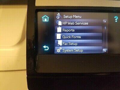 Hp Laserjet Pro Cm1415fnw All In One Laser Printer In 2020 Laser Printer Printer System