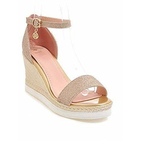 mode designer ba894 5a378 Chaussure chausson talon été F-F Shoes pour Fille   couleur ...