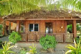 Nipa Hut House Design