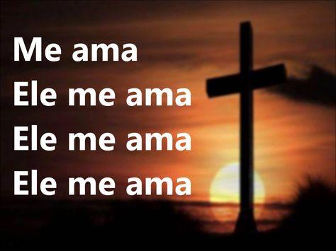 Me ama Legendado em Português - Diante do Trono | Diante