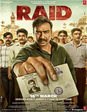 Raid 2018 In 2020 Full Movies Download Download Movies Hd Movies Download