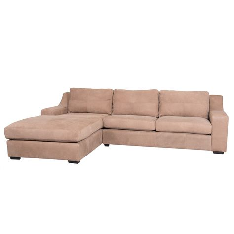 Made For You In Your Choice Of Fabric Or 100 Genuine Leather The Simon Is A Neatly Proportioned Comfortable Ran Genuine Leather Couches Couch Shopping Couch