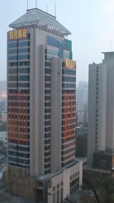 Extreme Fastest Building Demolition Compilation