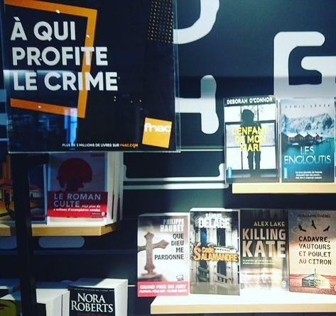 À qui profite le Crime ! Eh bien on dirait que des libraires ont la réponse . Code Salamandre @monpoche ! #samueldelage #instabook #polar #livre #decouverte #fnac @fnac_officiel #vendredilecture #mardiconseil #lecture #roman #mystere #suspense #thriller #chateau #chambord #fontainebleau @editionsbelfond #esoterisme #secret #renaissance #leonarddevinci #davincicode #francois1er #francoispremier
