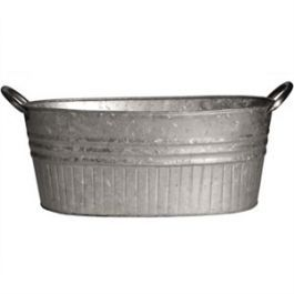 cc6c2fce65bf6d37c27d512860508dd4 - Better Homes And Gardens Galvanized Steel Oval Tub