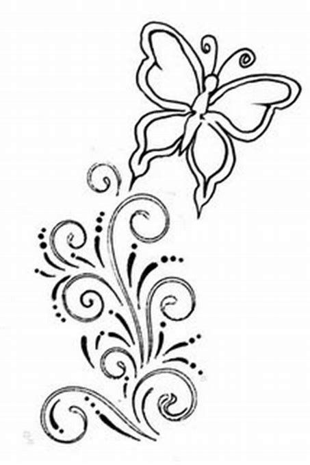 This is a graphic of Free Printable Wood Burning Patterns for leather tooling