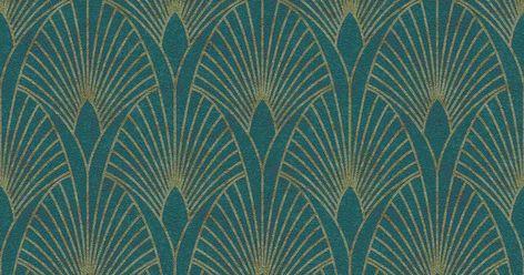 312 Olivia Poppy Teal Blue And Silver Retro Design Emerald Green Art Deco 37427 5 Wallpaper Sales D Art Deco Wallpaper Art Deco Wallpaper Uk Art Deco Print