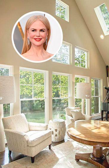 La Casa De Nicole Kidman Y Keith Urban Casas De Celebridades Casas De Famosos Casa De Famosos