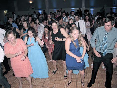 The Latest Orlando Wedding DJ Reception!