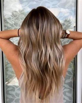 Erstaunliche Beste Farbe Braun Und Blond Frisuren Medium Haar