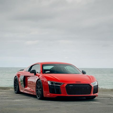 AUDI R8 GT850 PRIOR DESIGN NEW A3 FRAMED PHOTOGRAPHIC PRINT POSTER
