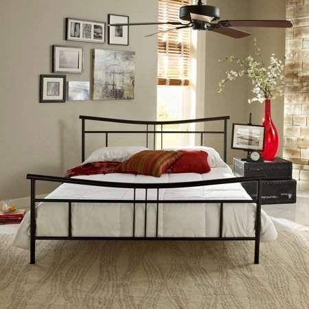Home Metal Platform Bed Black Platform Bed Bed Frame