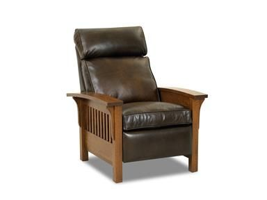 Shop For Comfort Design Mission Chair Cl712 Hlrc And Other Living Room Chairs At Co Mission Style Furniture Leather Recliner Leather Recliner Chair