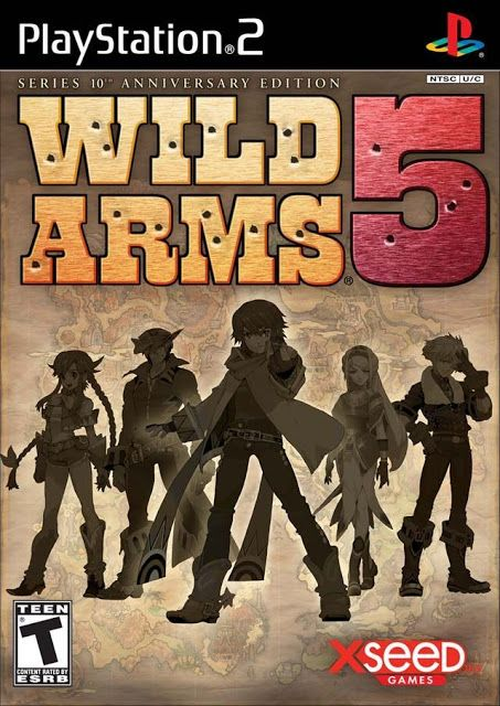 Wild Arms 5 ps2 iso rom download | Gaming Wallpapers HD | Game guide