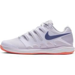 Nikecourt Air Zoom Vapor X Women S Clay Court Tennis Shoe Purple Nike Air Clay Court Nike Nikecourt Purple S In 2020 Nike Nike Tennis Shoes Purple Tennis Shoes