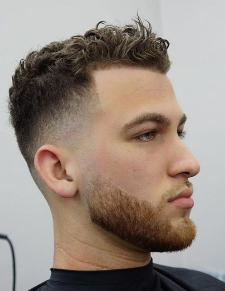 Hottest Short Hairstyles 2018 For Men Mens Hairstyles Curly Men S Curly Hairstyles Mens Haircuts Fade