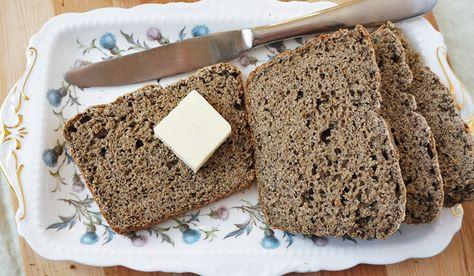 Gluten Free Honey Oat Bread Recipe Gluten Free Honey Oat
