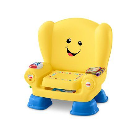 Fisher Price Laugh Learn Smart Stages Chair Yellow Now 15 Was