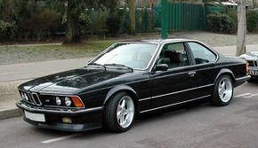 1985 Bmw M6 Bmwclassiccars Bmw Classic Cars Bmw M6 Bmw