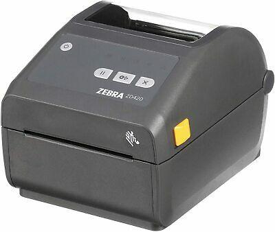 Zebra Zd42042 D01e00ez Zd420d Direct Thermal Printer Monochrome Desktop In 2020 Thermal Printer Printer China Technology