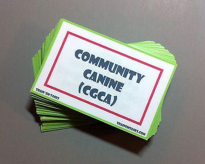 Akc Community Canine Cgca Testing Task Pack Police Police