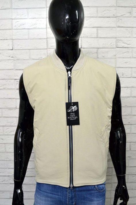 Giubbotto TIMBERLAND Giubbino Uomo Taglia Size XL Jacket Giacca DOUBLE FACE 9a5f541f97e