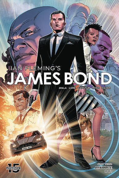 JAMES BOND CASE FILES VOLUME 1 HARDCOVER Hardback Collects 4 Stand Alone Stories