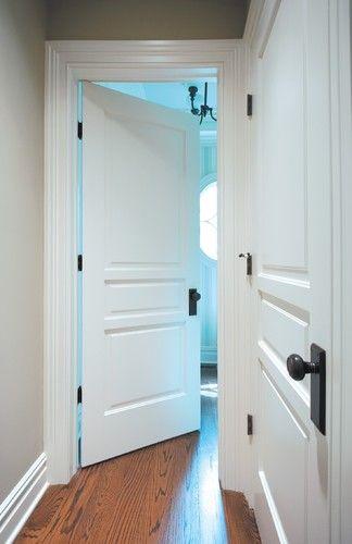 White Doors Oil Rubbed Bronze Hardware Premium Doors Traditional Interior Doors Huntingto White Interior Doors Doors Interior Traditional Interior Doors
