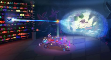 The Brilliant Ideas That Didn't Make It Into Pixar's Inside Out