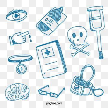 ملف عكاز فحص الدم كيس الدم طب العيون مقياس ضغط الدم الدماغ Hospital اللوازم الطبية How To Draw Hands Clip Art Scrapbook