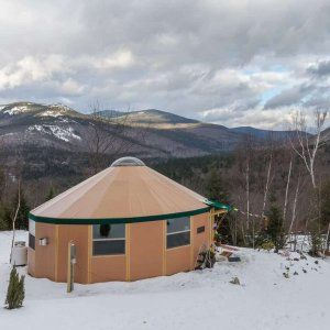 Yurt Cabin Kits For Sale 4 Sizes With Prices Freedom Yurt Cabins In 2021 Cabin Kits Cabin Kits For Sale Small Cabin Plans
