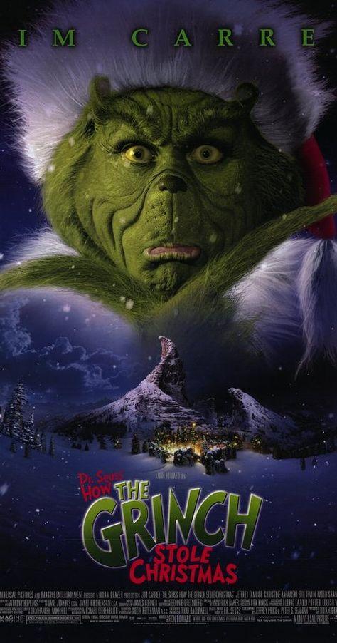 How the Grinch Stole Christmas (2000) - IMDb