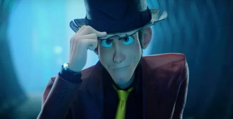 A New Amazing Lupin III 3D Movie Is Coming And It Is Going To Steal The Show!