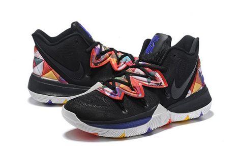 b5837459e513 Nike Kyrie 5 Multi-Color Men s Basketball Shoes Irving Sneakers ...