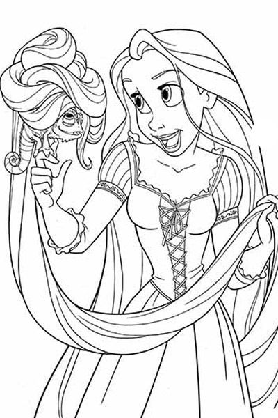 170 Free Tangled Coloring Pages Tangled Coloring Pages Rapunzel Coloring Pages Princess Coloring Pages
