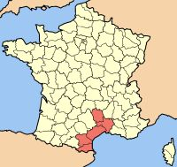 LanguedocRoussillon France tourism towns and villages and