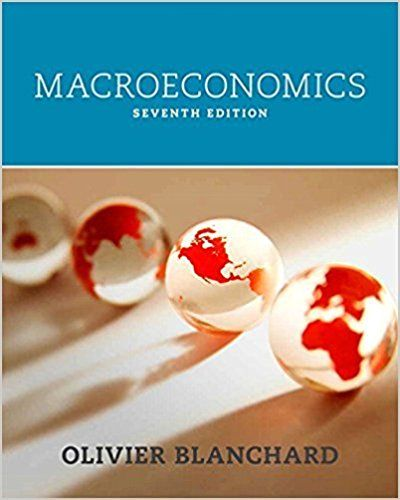 Macroeconomics 7th Edition Blanchard Solutions Manual