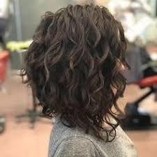 Image Result For Shoulder Length Curly Inverted Bob Hair Styles Curly Hair Styles Short Hair Styles
