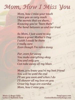 Big Mama Song Lyrics : lyrics, Lyric, Sheet, Original, Mother's, Song,