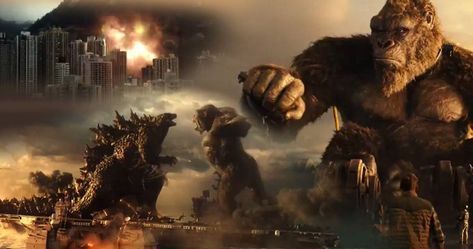 Godzilla Vs. Kong Wins Third Box Office Weekend in a Row with $7.7 Million