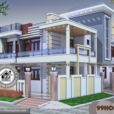 Corner Lot House Plans With Photos 60 Latest Two Storey House Design House Design Storey Homes 2 Storey House Design