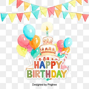 Feliz Dia Dos Pais Para Criacao De Fundo Happy Birthday Balloons Happy Birthday Art Happy Birthday Png