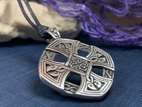 Cross of Life Celtic Necklace