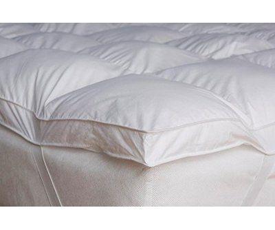Down Alternative Bed Mattress Topper