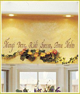 Buon Appetito Plaque For Italian Kitchen Decor | Tuscan Decor | Pinterest | Italian  Kitchen Decor, Kitchen Decor And Kitchens